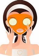 face mask cartoon