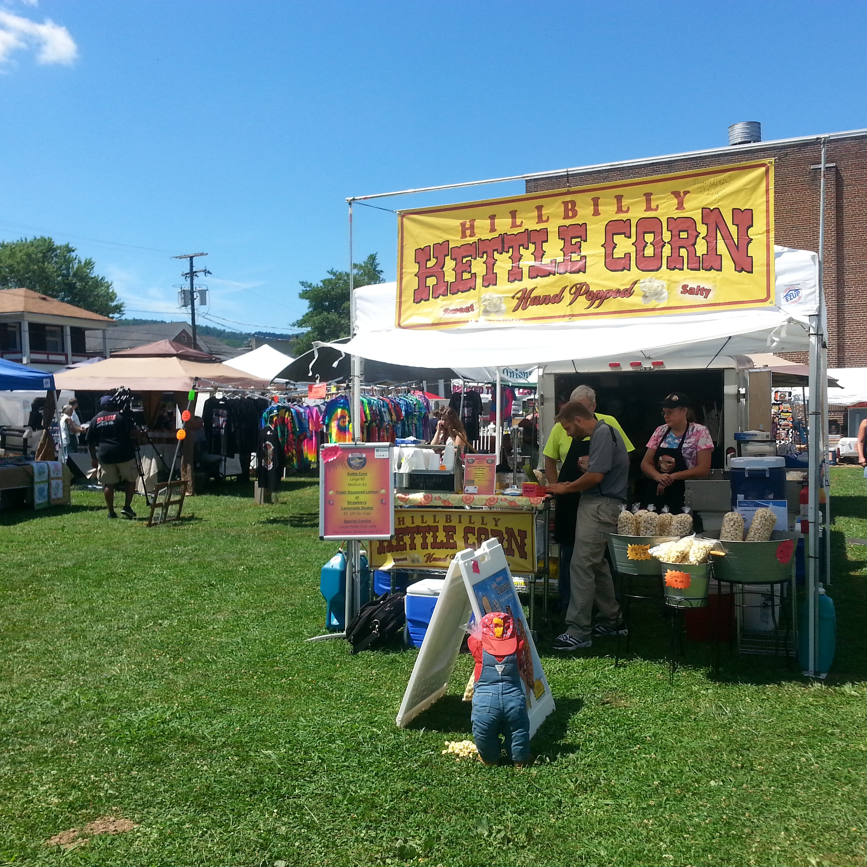 Hinton's Annual Water Festival